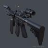 پکیج Modern Firearms Animated HD vol.3