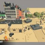 پکیج Simple Military - Cartoon War
