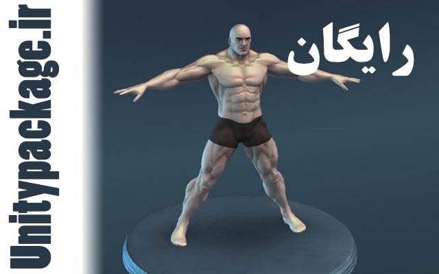 1.0 (Base Male (Muscular (unitypackage.ir)