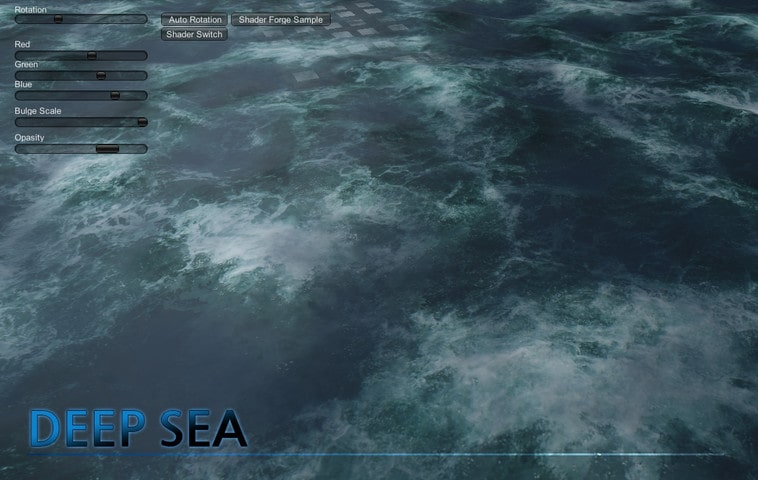 نسخه اورجینال پکیج Deep Sea Shader & Mobile Shader - تصویر شماره 2