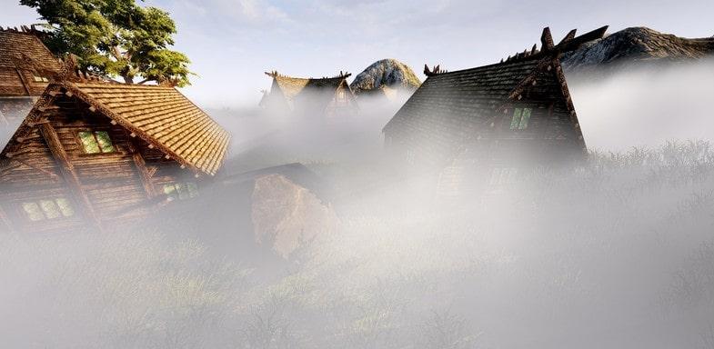 پکیج Volumetric Fog Mist - تصویر شماره 3