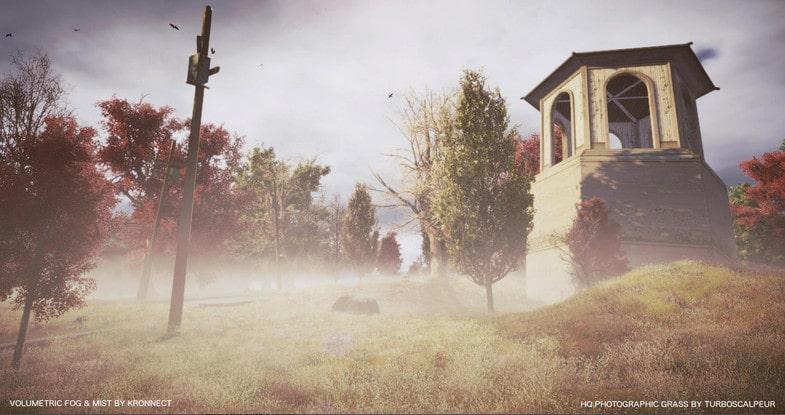 پکیج Volumetric Fog Mist - تصویر شماره 7