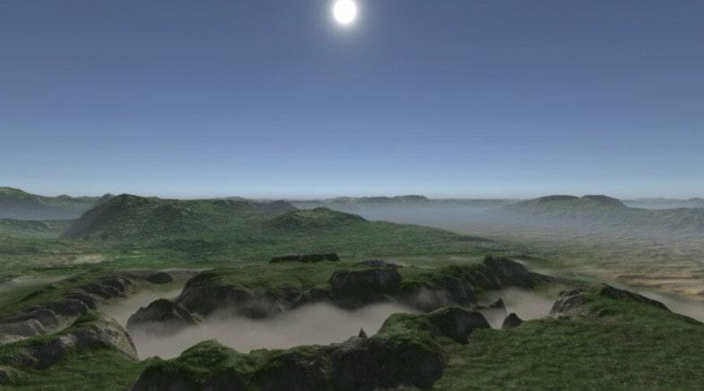 پکیج Volumetric Fog Mist - تصویر شماره 9