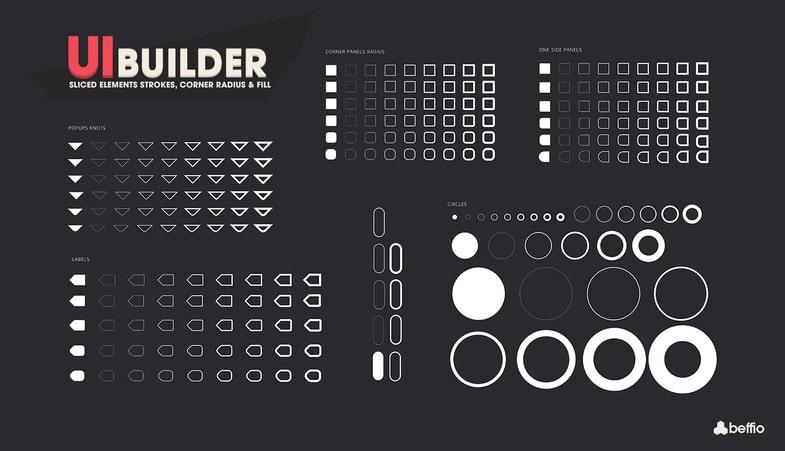 پکیج UI - Builder - تصویر شماره 3