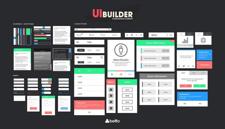 پکیج UI - Builder - تصویر شماره 6