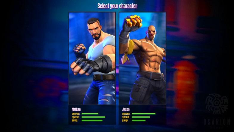 پکیج Beat 'Em Up - Game Template 3D - تصویر شماره 3