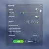 پکیج !Flat clean GUI - over 200 PNG files - تصویر شماره 5