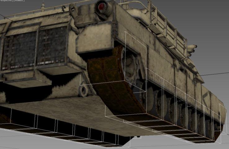 پکیج Tank Track Simulator - تصویر شماره 5