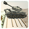 پکیج Tank Track Simulator