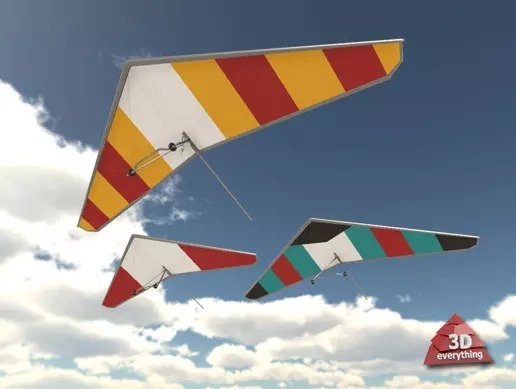 پکیج Hang-gliding