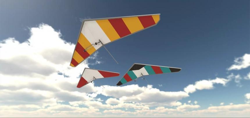 پکیج Hang-gliding - تصویر 1