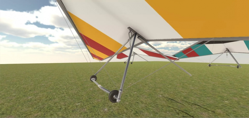پکیج Hang-gliding - تصویر 5