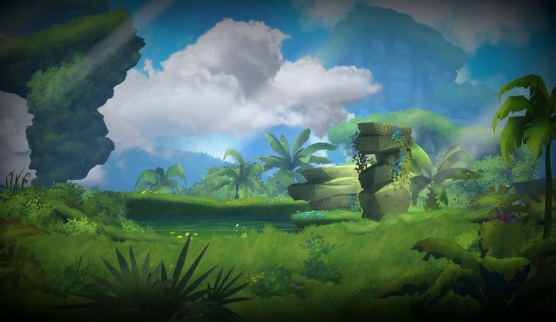 پکیج 2D Jungle Pack