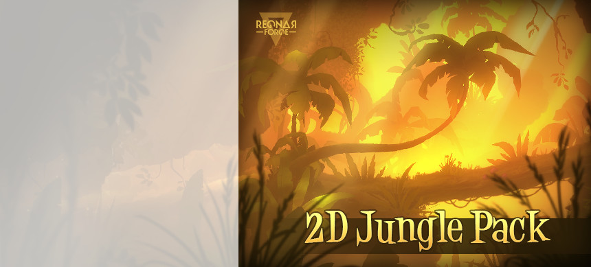 پکیج 2D Jungle Pack