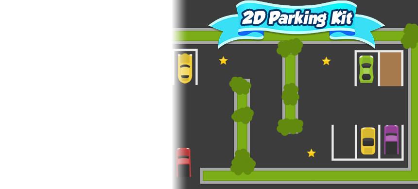 پکیج ۲D Parking Kit