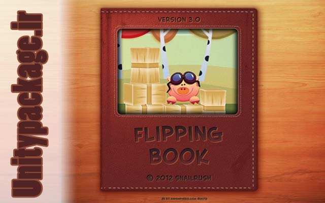3D Flipping Book (unitypackage.ir)