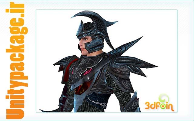 پکیج ۳dFoin Dark Knight