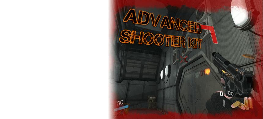 پکیج Advanced Shooter Kit