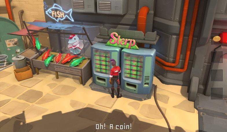 پکیج Adventure - Sample Game