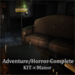 پکیج Adventure/Horror Complete Kit + Manor