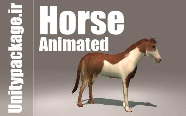 Animated Horse