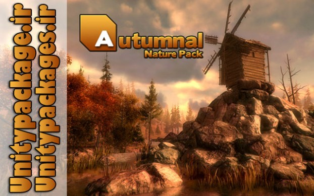 Autumnal Nature Pack 1.1 (unitypackage.ir)