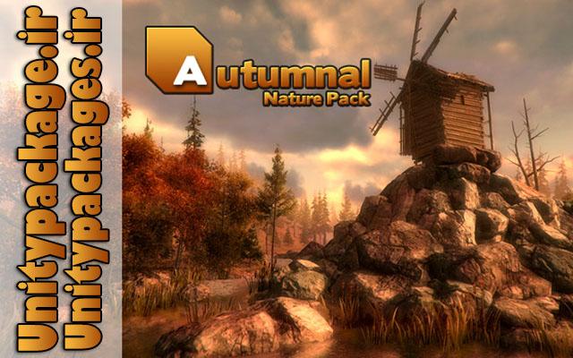 پکیج Autumnal Nature Pack