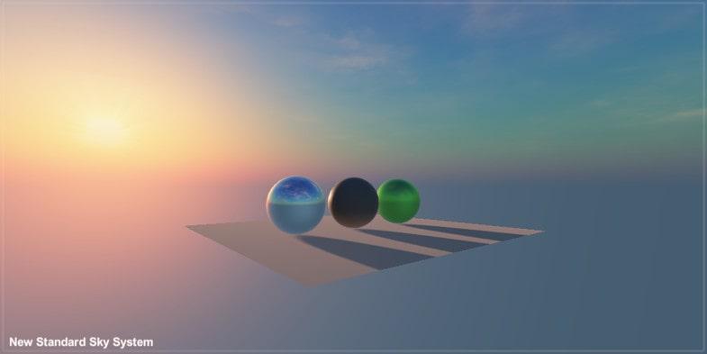 پکیج Azure[Sky] Dynamic Skybox - تصویر شماره 8