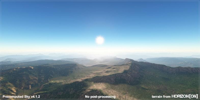 پکیج Azure[Sky] Dynamic Skybox - تصویر شماره 10