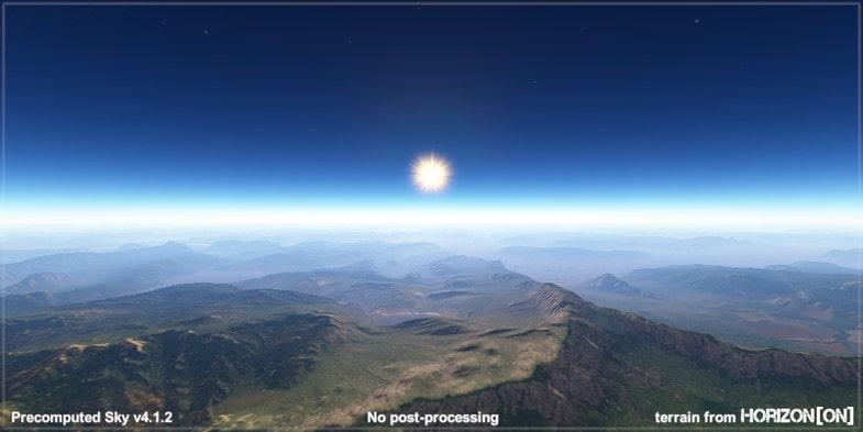 پکیج Azure[Sky] Dynamic Skybox - تصویر شماره 11