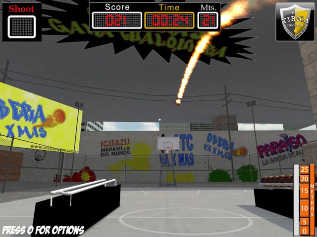 پکیج BasketBall Arcade