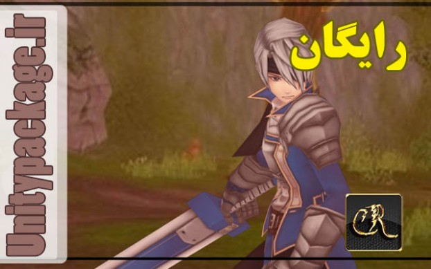 Blade warrior NPC V 2.2 (unitypackage.ir)