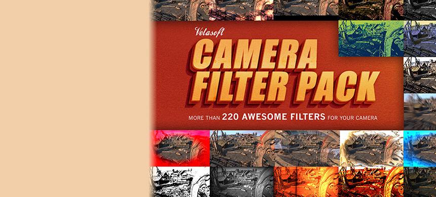 پکیج Camera Filter Pack