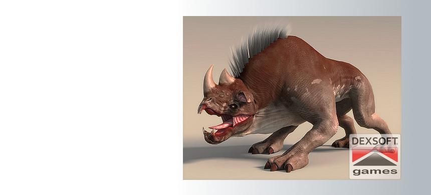 پکیج Cave Monster