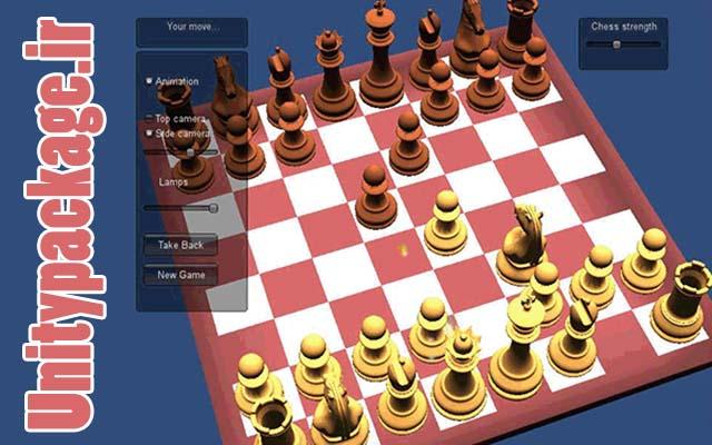 پکیج Unity Chess