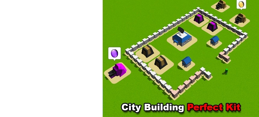 پکیج City Building Perfect Kit