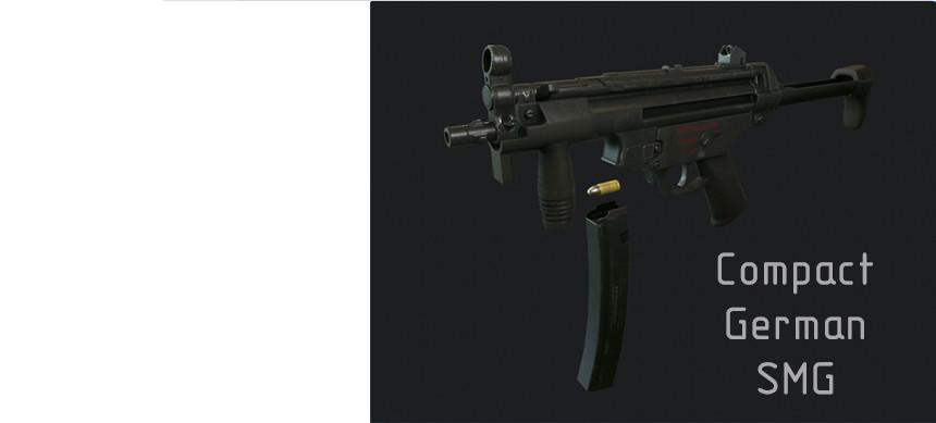 پکیج Compact German SMG