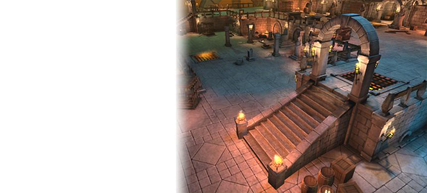 پکیج Dungeon Level Kit
