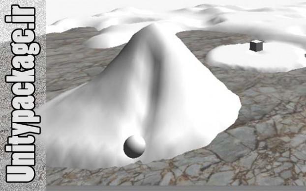 Dynamic Snow Terrain