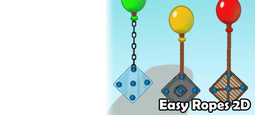 پکیج Easy Ropes 2D