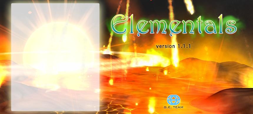 پکیج Elementals