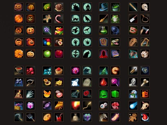 پکیج Event Icons