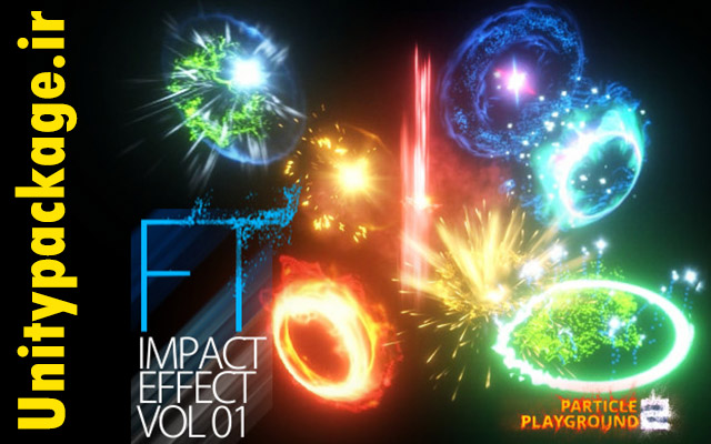 پکیج FT ImpactEffects Volume01