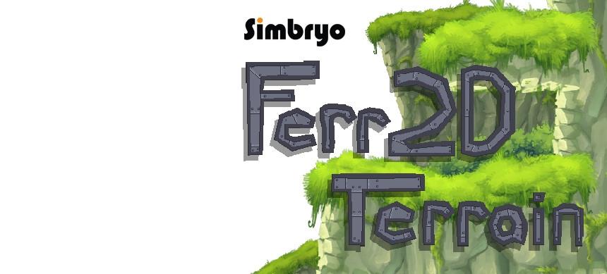 پکیج Ferr2D Terrain Tool