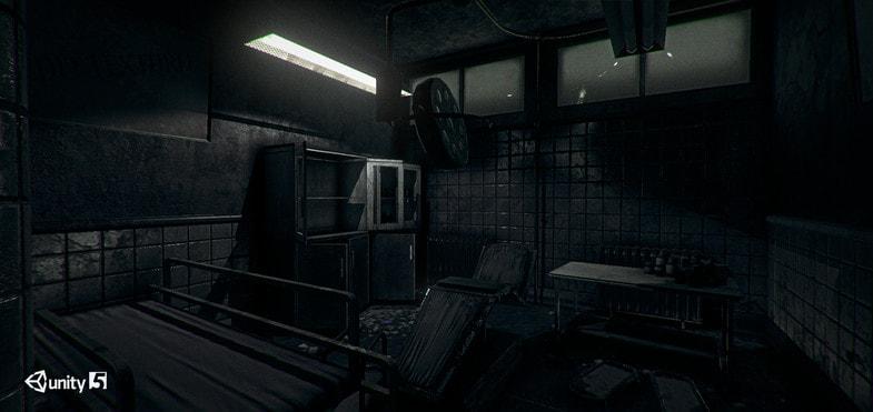 پکیج HE - Abandoned Hospital v.1