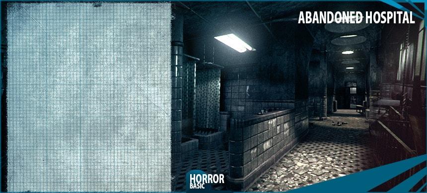 پکیج HE – Abandoned Hospital v.1
