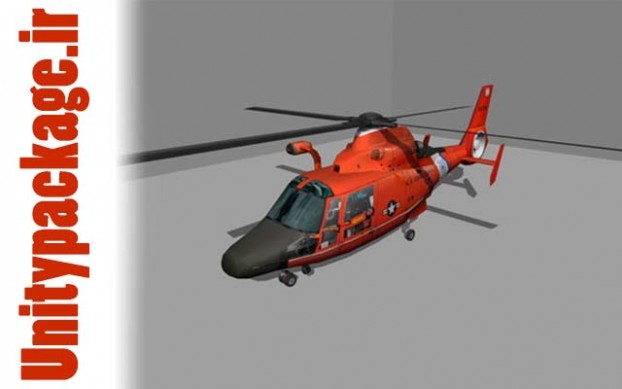HH-65C Dauphin 3.0 (unitypackage.ir)