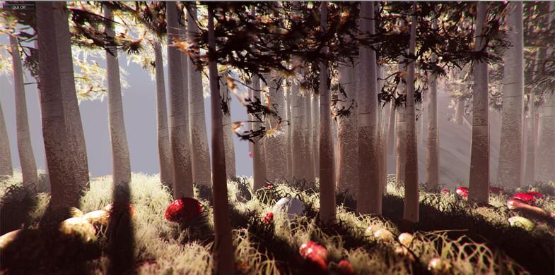 پکیج InfiniGRASS - Next Gen Interactive Volume Grass