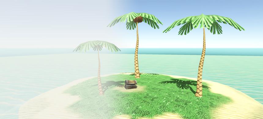 پکیج Island Assets