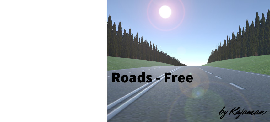 پکیج Kajaman's Roads – Free